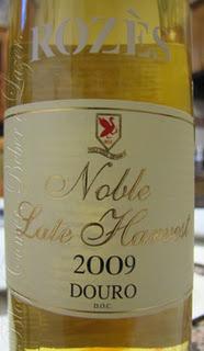 Comer, Beber e Lazer: Rozès Noble Late Harvest 2009   Wine Lovers   Scoop.it