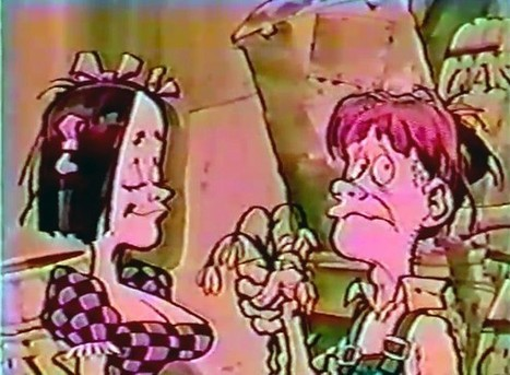 The Mad Marketing of Jack Davis's Commercials [Video] - ComicsAlliance | Animation News | Scoop.it