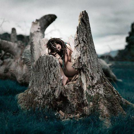 Esprit Confus – Les photos sensuelles et captivantes de Charlotte Grimm | Jaclen 's photographie | Scoop.it