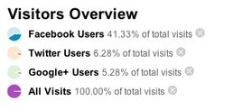 Monitor Which Social Networks Your Visitors are Logged Into With Google Analytics | SeoGame | Scoop.it
