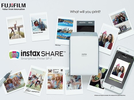 Fujifilm launches Instax SP-2 with faster printing speeds | iPhoneography-Today | Scoop.it