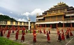 Biggest Monastery of Sikkim, Ralong Monastery   An Open Eye to the Outdoor   Scoop.it