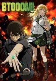 Anime: Btooom! - Folha em Branco | Pantapuff | Scoop.it