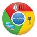 Chrome Permetterà Audio e Videoconferenze Direttamente nel Browser | Fare Videoconferenze | Scoop.it
