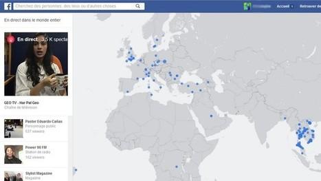 Facebook Live : toutes les vidéos en direct depuis ton navigateur - Geek Junior - | Tout pour le WEB2.0 | Scoop.it