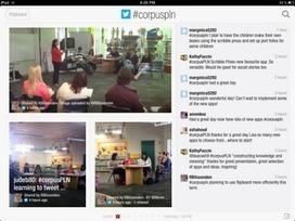 Learning and Teaching with iPads: iPad PLN at Corpus Christi Cranebrook | Techy Classroom | Scoop.it