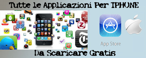Applicazioni Iphone Gratis: Applicazioni Iphone 4 Gratis: Vinci un Ipad | Outlet on line | Scoop.it