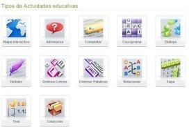 En la nube TIC: Educaplay: crea fácilmente actividades interactivas para tu clase   Las TIC y la Educación   Scoop.it