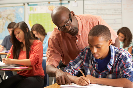 5 practices of highly-effective urban educators ~ Education Dive | :: The 4th Era :: | Scoop.it