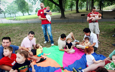 Dads are taking over as full-time parents | A Voice of Our Own | Scoop.it
