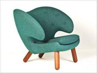 Les fauteuils de Finn Juhl s'exposent... et se testent !   Céka décore   Scoop.it