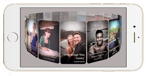 Cardwheel Is A Memories App That Recalls Photos Based On Context, NotTime   Photography + iPhone   Scoop.it