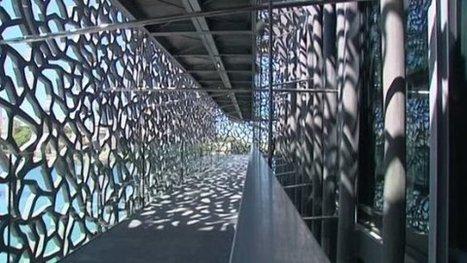 Marseille, MUCEM   Architecture on the world   Scoop.it