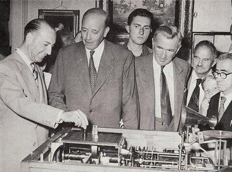 Torres Quevedo y el Ajedrecista: 100 años desde el debut del primer juego de ordenador de la historia | historia del ordenador | Scoop.it