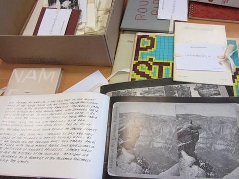 Bookmarking Book Art - The Arnolfini Artist Book Collection, Bristol UK | Books On Books | Scoop.it