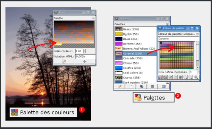 Gimp 2.8 : manuel d'utilisation COMPLET | TIC et TICE mais... en français | Scoop.it