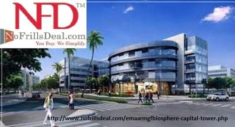 EMAAR MGF Biosphere for modern businesses | emaarmgfdowntown | Scoop.it
