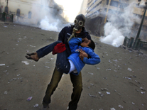 More than 110 hurt in 2nd anniv. protests | Égypt-actus | Scoop.it