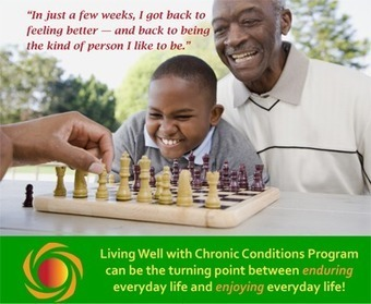Free Living Well with Chronic Conditions workshop to Williamson County residents | Tennessee Libraries | Scoop.it