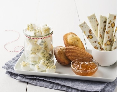 Quand le roquefort s'invite à la table des becs sucrés | The Voice of Cheese | Scoop.it