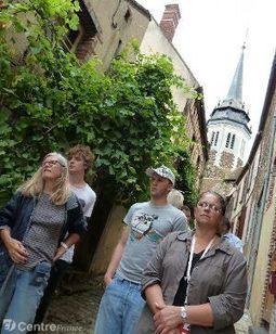 Cet été, les vacanciers ont un peu délaissé les lieux phares pour se tourner vers des visites gratuites | Charny et la Puisaye-Forterre | Scoop.it