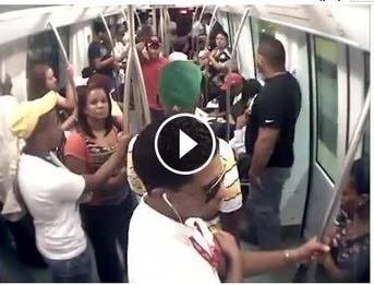 Aqui puedes ver video del atento en el Metro de Santo Domingo [VÍDEO] | Noticias | Scoop.it