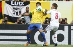 Brazil Starts Strong in FIFA Confeds Cup | 2014 World Cup | Scoop.it