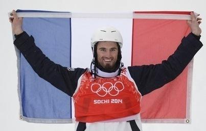 Pierre Vaultier champion olympique de snowboardcross aux JO de ... - La Croix | La revue de presse des élèves de 2nde - semaine A | Scoop.it