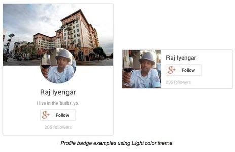 Google Lance de Nouveaux Plugins pour Google Plus - Emarketinglicious   Médias sociaux et tout ça   Scoop.it