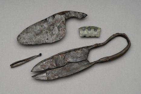 Comment les Gaulois travaillaient les métaux. | Les métiers gaulois | Scoop.it
