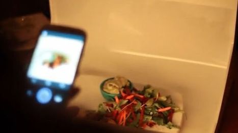 #dinnercam pour des foodstragrams au resto | Innovative & Trendy | Scoop.it