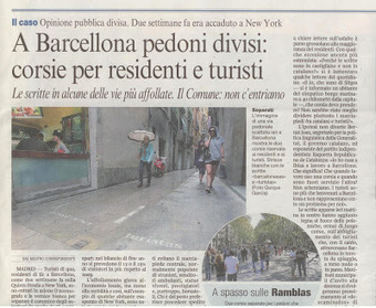 Accoglienza Turistica: Antiturismo a Barcellona, e non solo   Accoglienza turistica   Scoop.it
