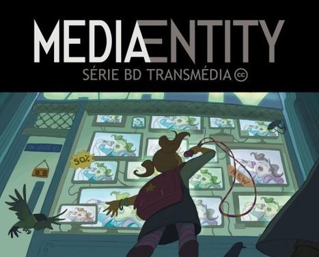 MediaEntity sort de l'ombre... - EspritBD | Ressources numériques en médiathèque | Scoop.it