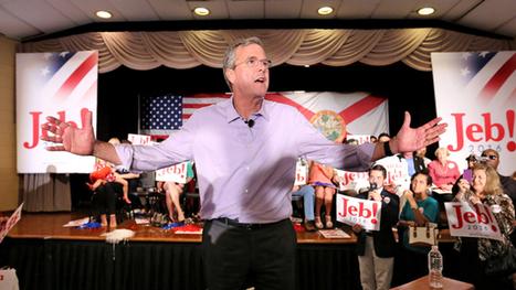 Meet the megadonors bankrolling Jeb Bush's campaign   Ola AP US Government & Politics   Scoop.it