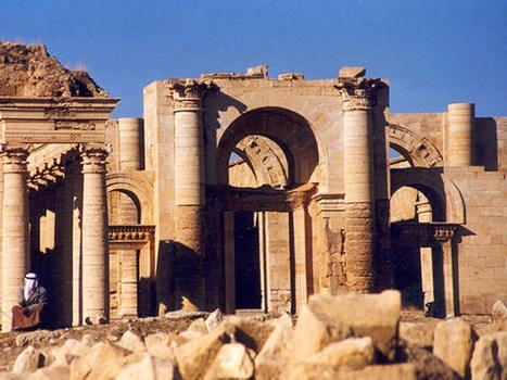 Iraqi jihadists seize 'Exorcist' temple at Hatra | The Archaeology News Network | Kiosque du monde : Asie | Scoop.it