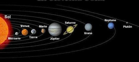 Universo y Sistema Solar | Universo y Sistema Solar | Scoop.it