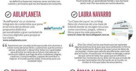 Los mejores blogs de educación de habla hispana | Additio - Cuaderno de notas para el profesor | Educadores innovadores y aulas con memoria | Scoop.it