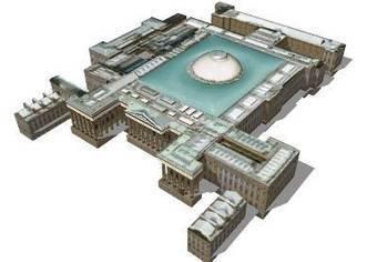 British Museum,London,United Kingdom by Ciprian Nuţescu - 3D Warehouse | 3D Model | Scoop.it