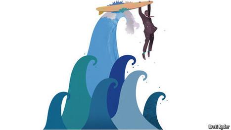 Riding the wave | Business economics | Scoop.it