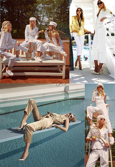 La jeune génération à l'honneur lors de la Paris Fashion Week SS17 - Fashion Spider - Fashion Spider – Mode, Haute Couture, Fashion Week & Night Show | fashion-spider mode | Scoop.it