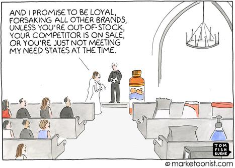 brand loyalty | Tom Fishburne | Branding Business | Scoop.it
