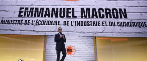 Emmanuel Macron poussé vers la sortie du gouvernement | Think outside the Box | Scoop.it