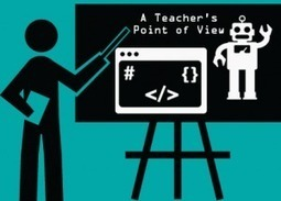 A Teacher's POV: Using Robot Virtual Worlds in the Classroom at ... | Twitch Learning | Scoop.it