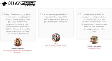 Shaw Academy : une formation en Marketing Digital en ligne et diplômante (Promo Inside) | Formation Webmarketing | Scoop.it