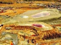 En Bolivia la contaminación minera llega a niveles críticos | Canal Azul 24 | Agua | Scoop.it