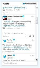 Twitter crea un 'widget' para interactuar al 100% desde otras páginas | WEBOLUTION! | Scoop.it
