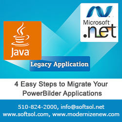 PB Application Modernization to Java or .Net | ModernizeNow Migration Tool | Scoop.it