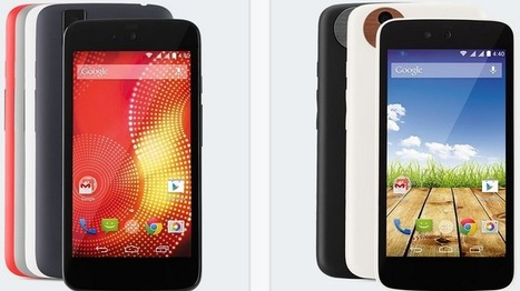 New Android One Launched by Google In India | TecappVault | Scoop.it