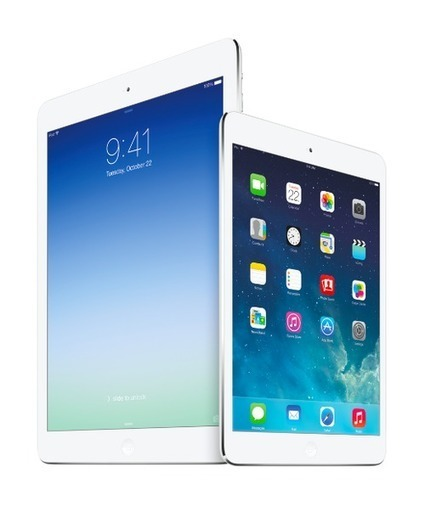 Apple's New iPad Air and iPad Mini 2 Pack iPhone 5s' A7 Chip - Tom's Hardware Guide | i phone and i pad | Scoop.it
