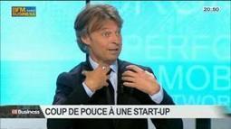 Chroniques et Coup de pouce à une start-up: Weejoob, dans 01Business - 03/05 4/4 | weejoob | Scoop.it